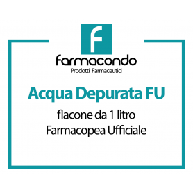 Acqua Altamente Depurata FU - 1 litro
