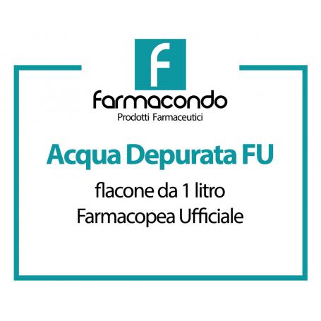 Acqua Altamente Depurata Farmacondo FU - 1 litro