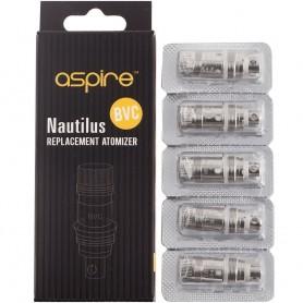 5x ASPIRE NAUTILUS BVC COIL