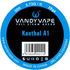 FILO KANTHAL 28GA by VandyVape
