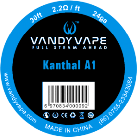 FILO KANTHAL 24GA by VandyVape