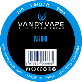 FILO Ni80 24GA by VandyVape
