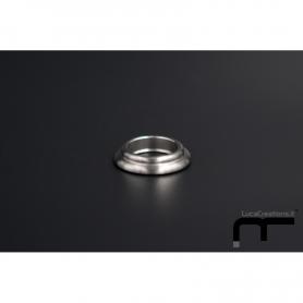 Anello estetico 22/14 - Flute per Pico Squeeze - Satinato - Luca Creations