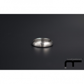 Anello estetico 22/18 - Balloon per Pico Squeeze - Satinato - Luca Creations