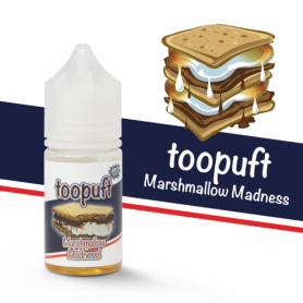 TOO PUFT by Food Fighter Juice - 20ml
