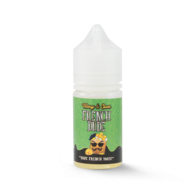 FRENCH DUDE MANGO & CREAM by Vape Breakfast - 20ml
