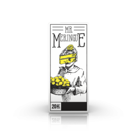MR. MERINGUE CONCENTRATO by Charlie's Chalk Dust - 20ml