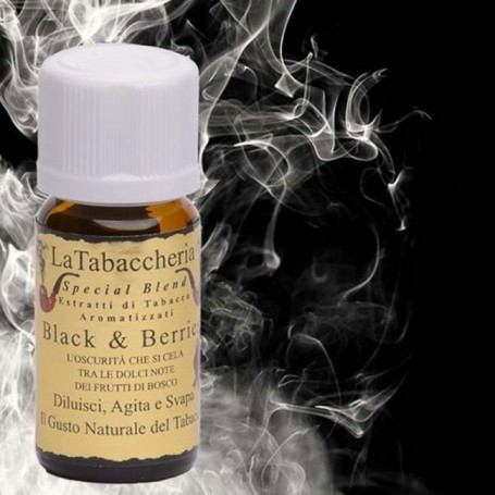 Black & Berries (La Tabaccheria) 10ml
