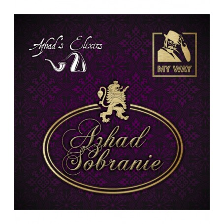 Azhad's Sobranie (Azhad) 10ml