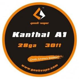 FILO KANTHAL 28GA by GeekVape