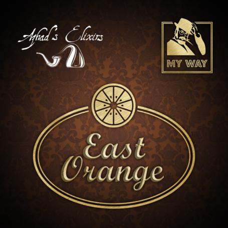 Concentrato East Orange (Azhad) 10ml