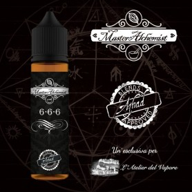 666 Linea MasterAlchemist by Azhad - 20ml