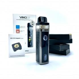 MEGAPACK: VINCI 1500mAh + adattatore 510 + ricambi