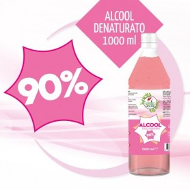 Alcool etilico denaturato 90%