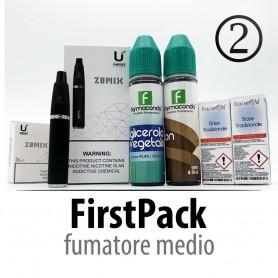 FIRST PACK 2: Fumatore Medio (tutto incluso)