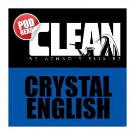 Crystal English - Clean by Azhad - 20ml