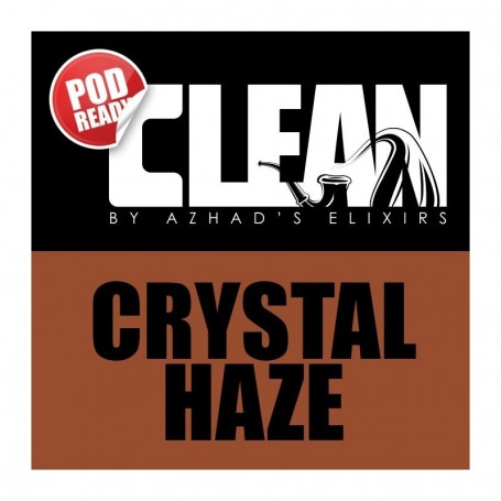 Crystal Haze - Clean by Azhad - 20ml