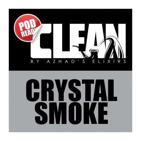 Crystal Smoke - Clean by Azhad - 20ml