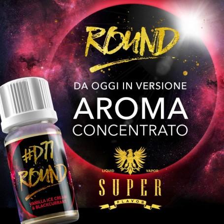 Aroma Danielino Round D77 - 10ml (VAPORART)