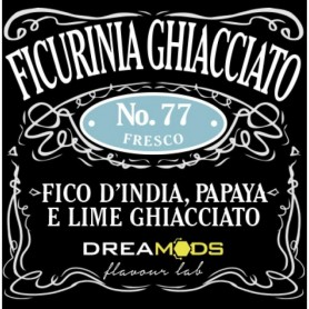 Aroma Ficurinia Ghiaccato No.77 - 10ml (DREAMODS)