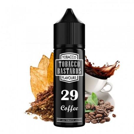 N.29 Coffee - 20ml (TOBACCO BASTARDS)
