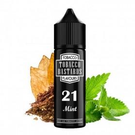 N.21 Mint - 20ml (TOBACCO BASTARDS)