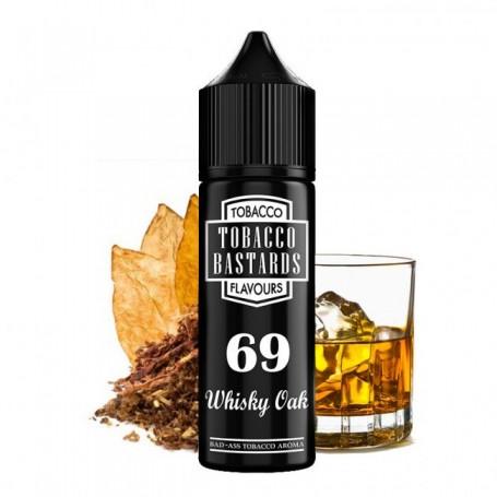 N.69 Whisky Oak - 20ml (TOBACCO BASTARDS)