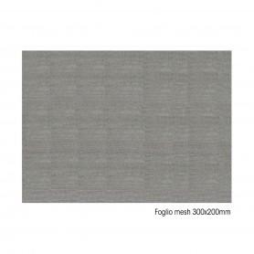 Foglio mesh acciaio 300x200mm (Zivipf)
