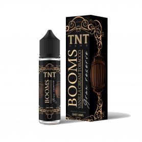 Booms Vanilla Cream Tobacco Gran Reserve - Aroma 20ml (TNT VAPE)