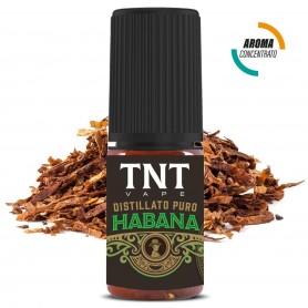 Habana Distillato Puro - Aroma 10ml (TNT VAPE)