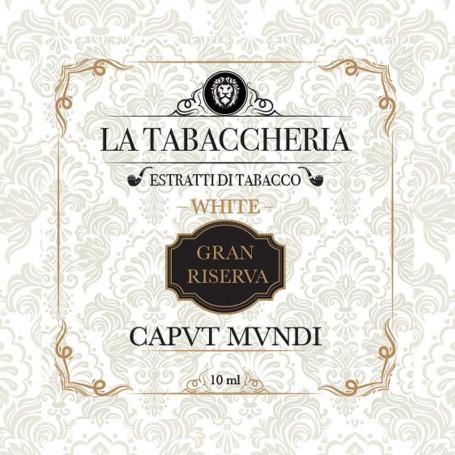 Capvt Mvndi White - Gran Riserva (La Tabaccheria) 10ml