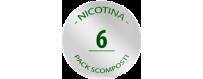 Nicotina 6 mg/ml