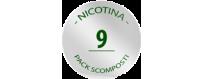 Nicotina 9 mg/ml